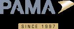 PAMA SINCE 1997 logotip